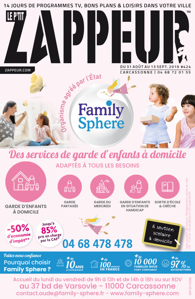 Carcassonne | № 424